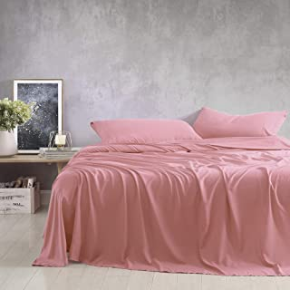 Cosmic Comfort Super Soft Sheets Collection, Microfiber, Tourmaline (October), Twin