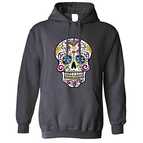 571c08d83 Tim And Ted Sugar Skull Day of The Dead Honor Death Mexican Holiday Spanish  Tradition Flowers