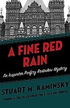 A Fine Red Rain (Inspector Porfiry Rostnikov Mysteries Book 4)
