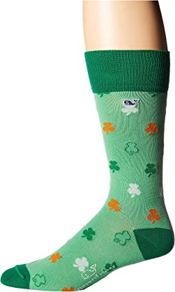 Shamrock Icon Socks