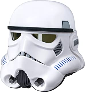 STAR WARS B7097AC1 The Black Series Rogue One: A Star Wars Story Imperial Stormtrooper Electronic Voice Changer Helmet (Am...