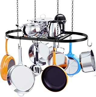 Best hanging pot storage Reviews
