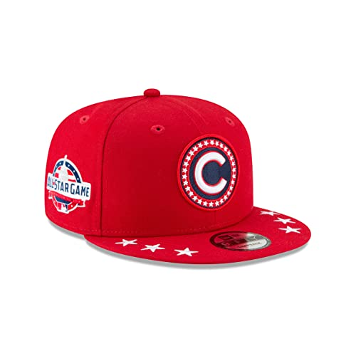c50b5612a69 New Era Chicago Cubs 2018 MLB All-Star Workout 9FIFTY Snapback Adjustable  Hat - Red