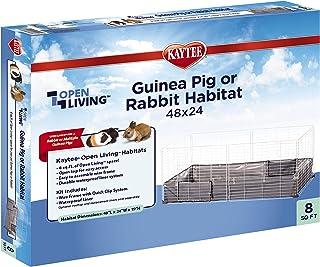 "Kaytee Open Living Guinea Pig or Rabbit Habitat 48"" x 24"""