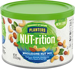 NUTrition Wholesome Mixed Nuts (8.75 oz Can)