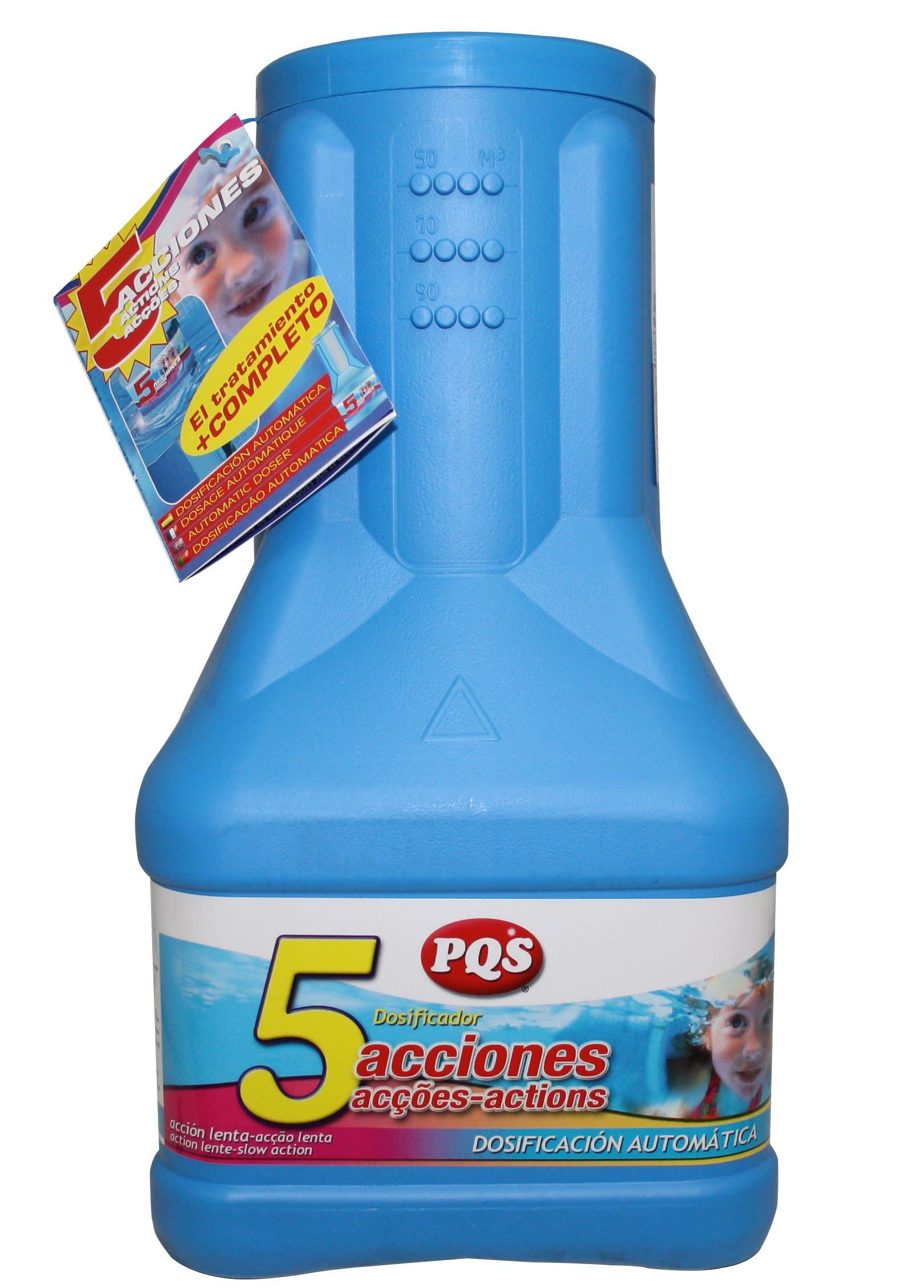 PQS- 11532 - Dosificador 5 acciones acción lenta: Desinfectante ...