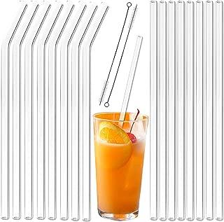 Best glass drinking straws Reviews