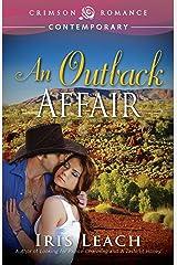 An Outback Affair (Crimson Romance) Kindle Edition