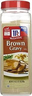 Best dry brown gravy mix ingredients Reviews