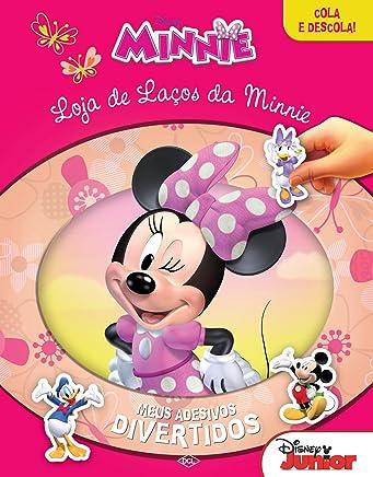 Loja de Laços da Minnie - Coleção Disney Meus Adesivos Divertidos