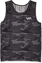 RVCA Men's Va Vent Sleeveless Tank Top