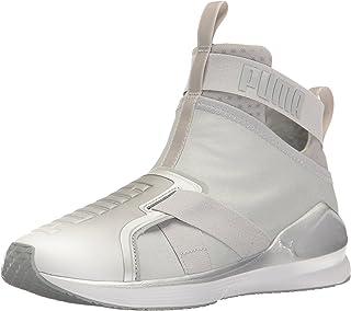PUMA Women's Fierce Strap Metallic WN's Cross-Trainer Shoe