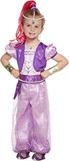 Toddler Shimmer and Shine Costume Deluxe - Shimmer