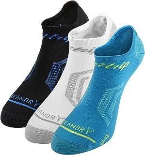 Fazitrip Running Socks for Men Women Sport Socks Low Cut Breathable 3 Pairs