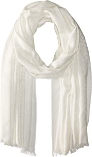 Calvin Klein Women's Solid Chambray Scarf