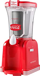 Nostalgia RSM650COKE 32- Ounce Slush Drink Maker, 32 oz, Coke Red