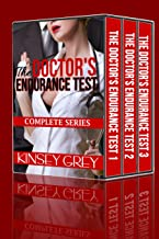 The Doctor's Endurance Test (Complete Series): First Time  Medical Menage