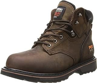 "Timberland PRO Mens 33031 6"" Pit Boss Steel Toe"