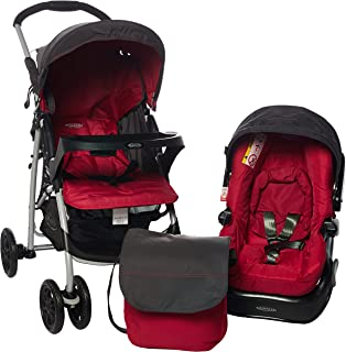 Graco BK Travel System Candy Rock, Pack of 1