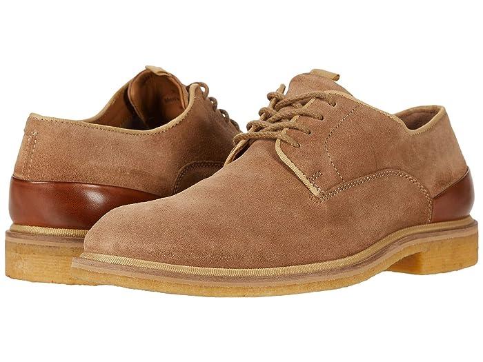 JandM EST. 1850  Wagner Plain Toe (Beige) Mens Shoes