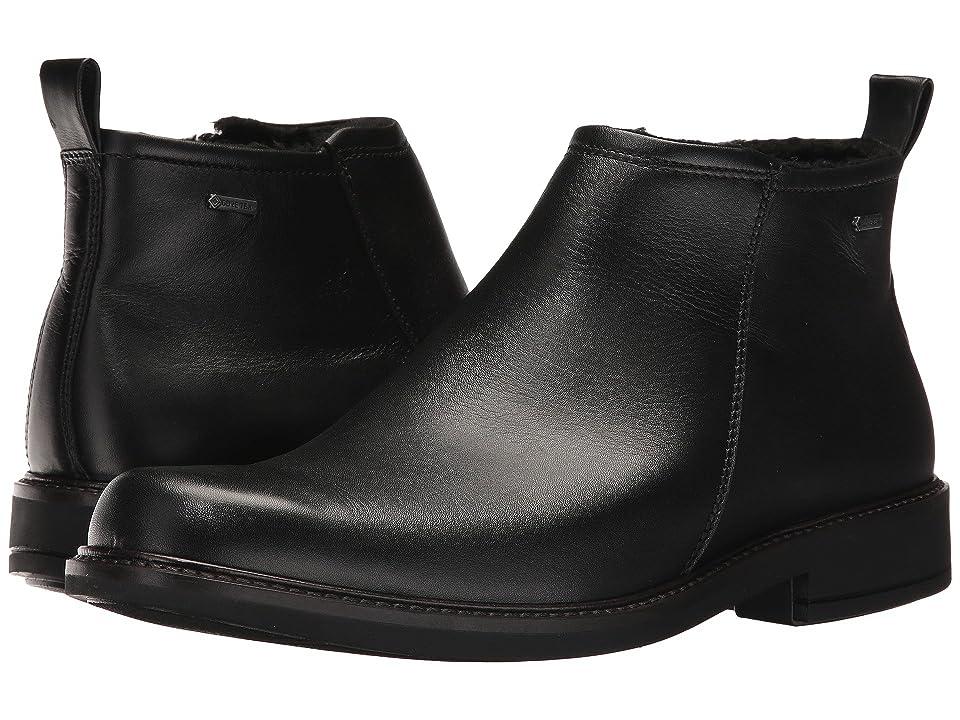 ECCO Holton Plain Toe (Black) Men