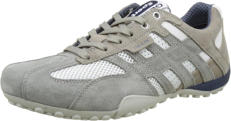 Geox Men's Snake K Low-Top Sneakers