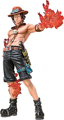 One Piece Figuarts Zero Figur   Statue  Portgas D. Ace 16 cm