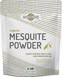 Mesquite Powder Organic | Premium Peruvian Raw USDA & Paleo Certified Vegan Flour - Natural Fiber - Perfect for Smoothies ...