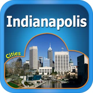 Indianapolis Offline Map Travel Guide(Kindle Tablet Edition)