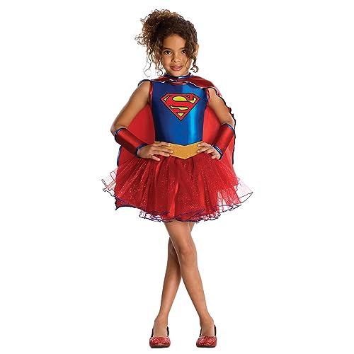 Justice League Childu0027s Supergirl Tutu Dress   Medium