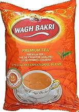Wagh Bakri Black Premium Loose Tea From Assam Special International Blend (1 Lb)