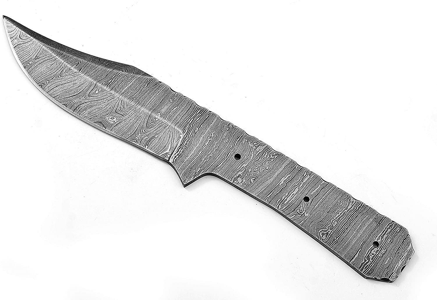Year-end annual account ZEE Products Selling and selling ZE Custom Handmade Blank Damascus Hunting Kni Blade