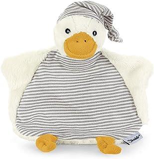 Sterntaler 3201962 gosig scarf, anka Edda, ålder: För spädbarn från 1 månad, storlek: S, färg: Beige/grå