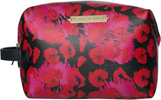 Betsey Johnson Loaf Cosmetic Case