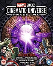 Marvel Studios Cinematic Universe Phase Two: Collector's Edition