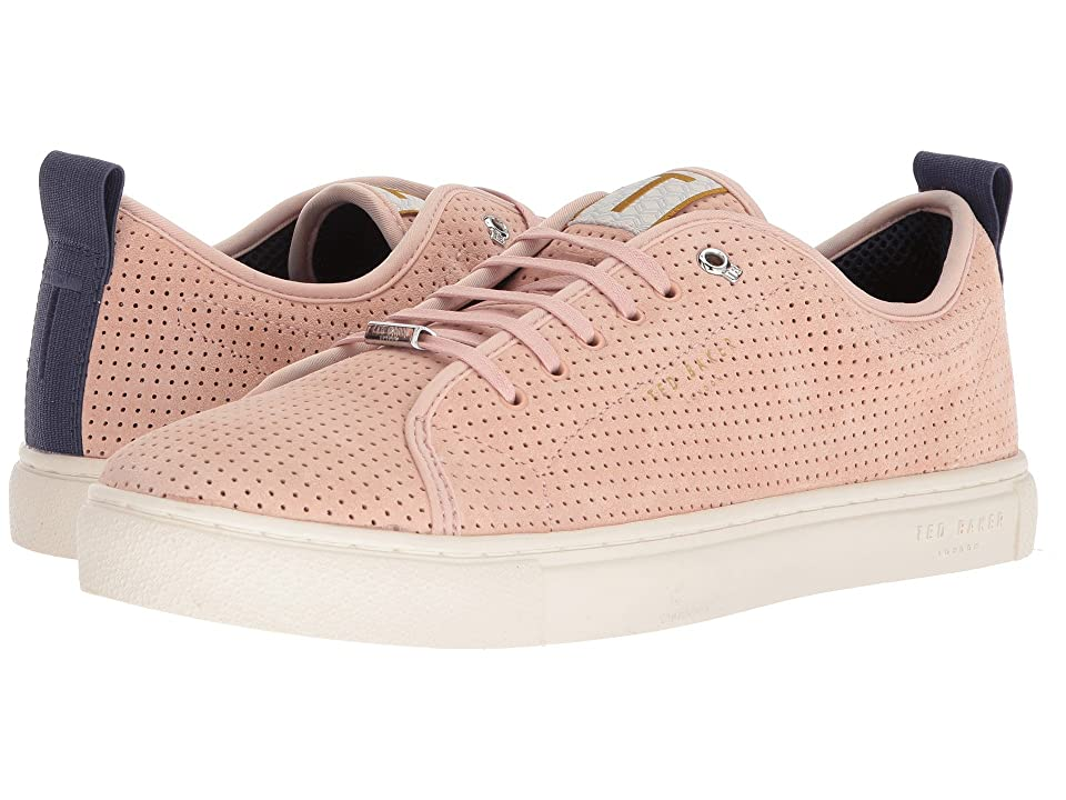 Ted Baker Kaliix (Light Pink Suede) Men