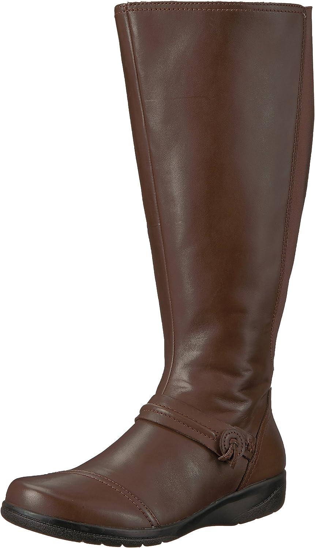Clarks - Frauen Cheyn Schneebesen W High Stiefel, 37 EUR, EUR, EUR, Dark braun  0d31ed