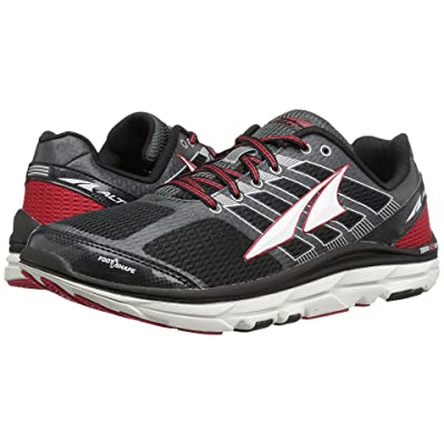Altra Footwear Provision 3 (Black/Red) Men