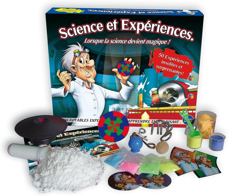 Megagic Sci2 – Pädagogisches und wissenschaftliches Spiel – Science et Expériences B001TH8HDA Qualität    Kompletter Spezifikationsbereich