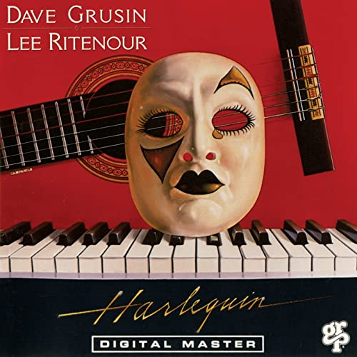 Dave Grusin / Lee Ritenour ‎– Harlequin