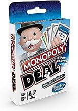 Monopoly - Jeu de Societe Deal - Jeu de Voyage - Version Française