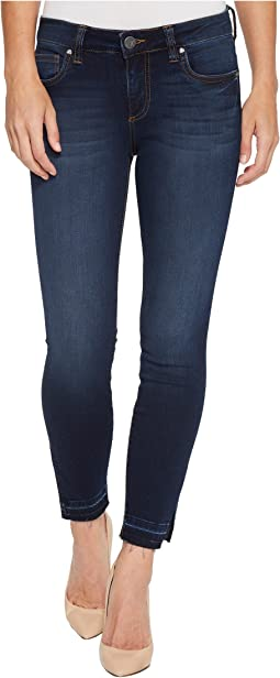 KUT from the Kloth - Connie Ankle Skinny w/ Side Slit in Originate