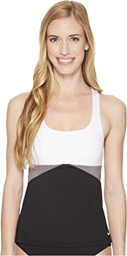 Cross-Back Tankini