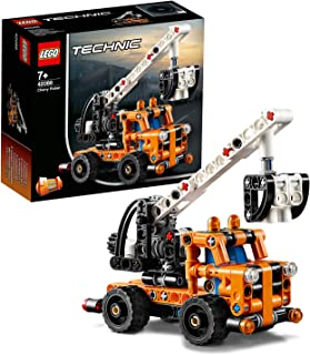 Lego 42088 Activity & Amusement For Boys 7 Years & Above,Multi color