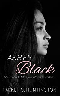Asher Black: A Fake Fiancée Mafia Romance Novel (English Ed