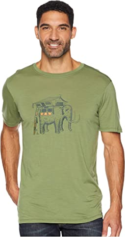 Merino 150 Mobile Mammoth Tee