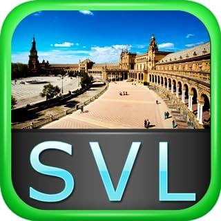 Seville Offline Map Travel Guide(Kindle Tablet Edition)