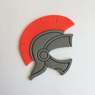 Spartan Helmet 100 Cookie Cutter Set (4 inches)