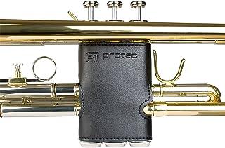 Protec Trumpet Leather Valve Guard, Model L226