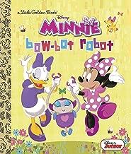 Bow-Bot Robot (Disney Junior: Minnie's Bow Toons) (Little Golden Book)